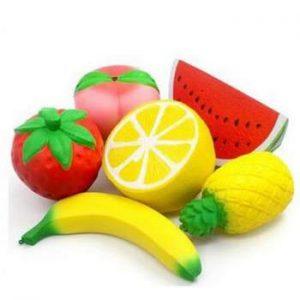 Balles Anti Stress Fruits