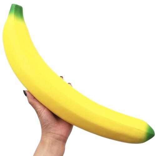 Anti Stress Banane Géante